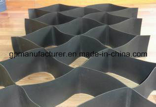 Textured Perforated HDPE Geocell Manufacture