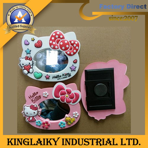 Popular Lovely Hello Kitty PVC Photo Frame for Gift (PF-2)
