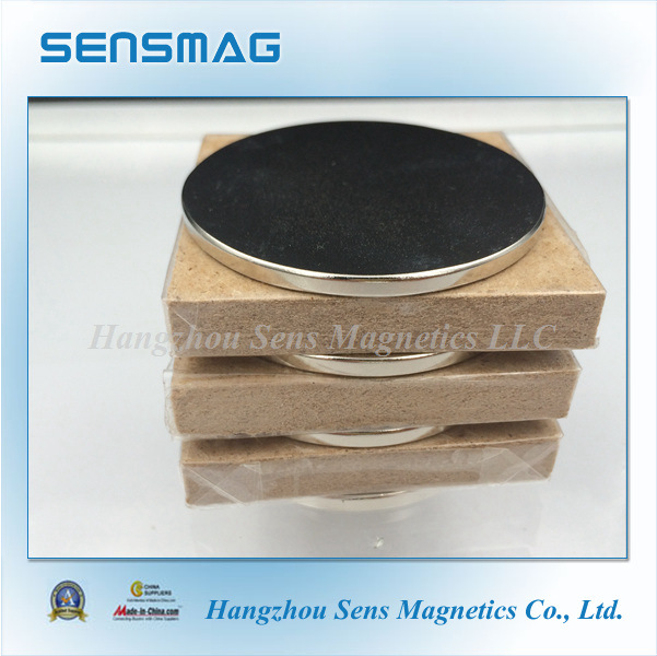 N52 N45sh N35 Customized Permanent NdFeB Neodymium Magnet for Motor