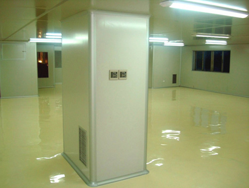 Class100, 000 Cleanroom for Many Industrial Sectors