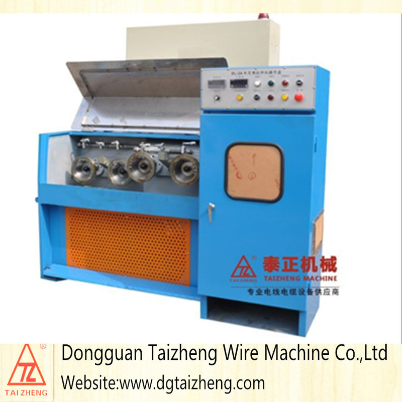 Small Copper Wire Drawing Machine