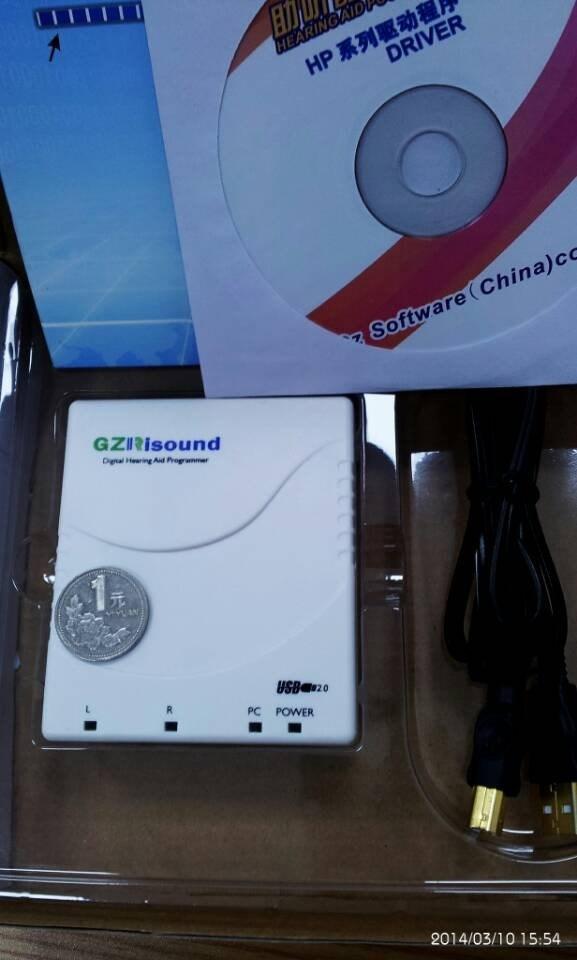 Mini USB Programming Hi Device to Program All Brands Hearing Aids