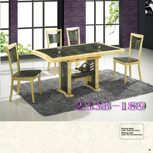 New Table Design : China 2012 New Design Bendwood Dining Table (233B-189) - China Table ...