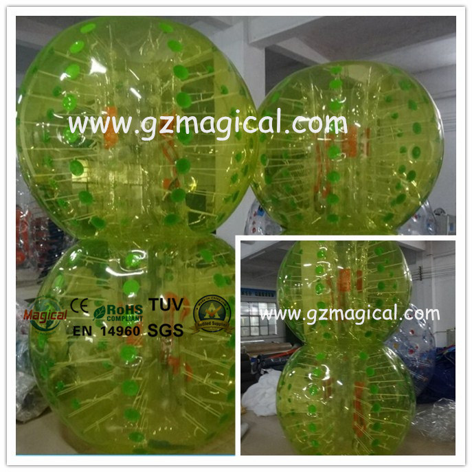 Inflatable Adult Bumper Bubble Ball (RA-085)