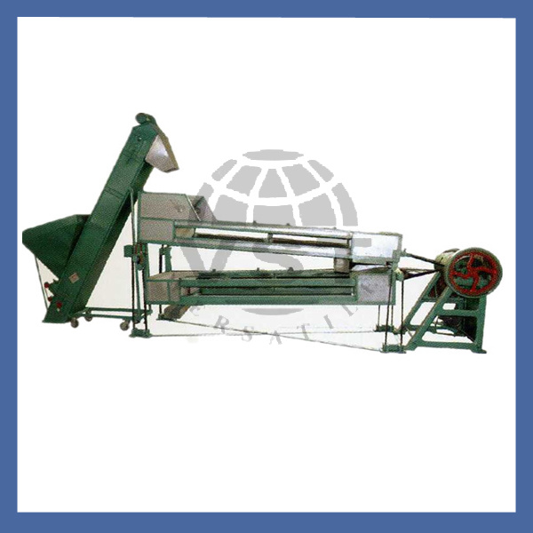 Black Tea Double Layer Sieving Machine