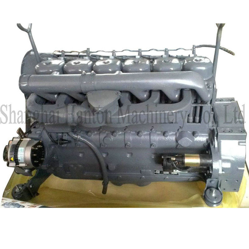 Deutz F6l912W Air Cooled Inland Generator Drive Diesel Engine