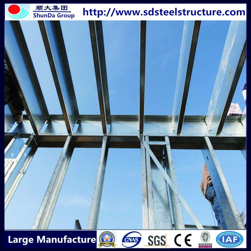 Modular House-Steel Construction-Steel House