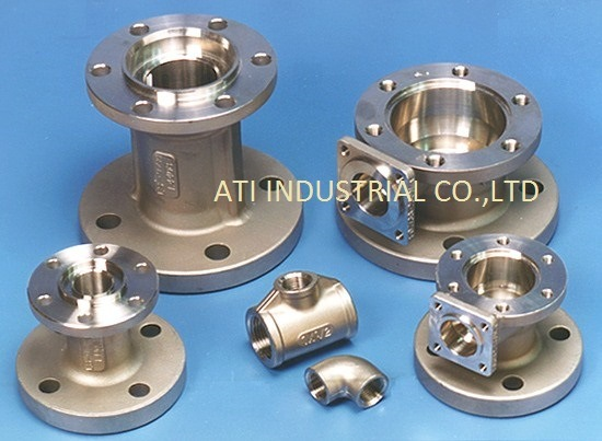 Machined Product Agriculture Machinery Parts Investment Casting Textile Part Permanent Molding Casting CNC Machining Precision Machining Valve Part