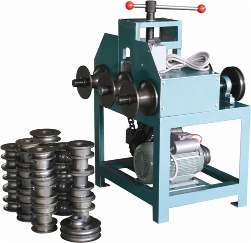 CE Approved Tube Bending Pipe Bender Rolling Machine