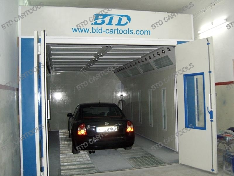 Spray Bake Paint Booth for Painting Car