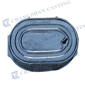 Mini Cast Iron Surface Box