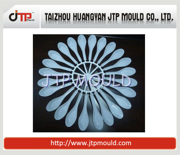 High Gloss Mould of 36 Cavities Plastic Spoon Mould