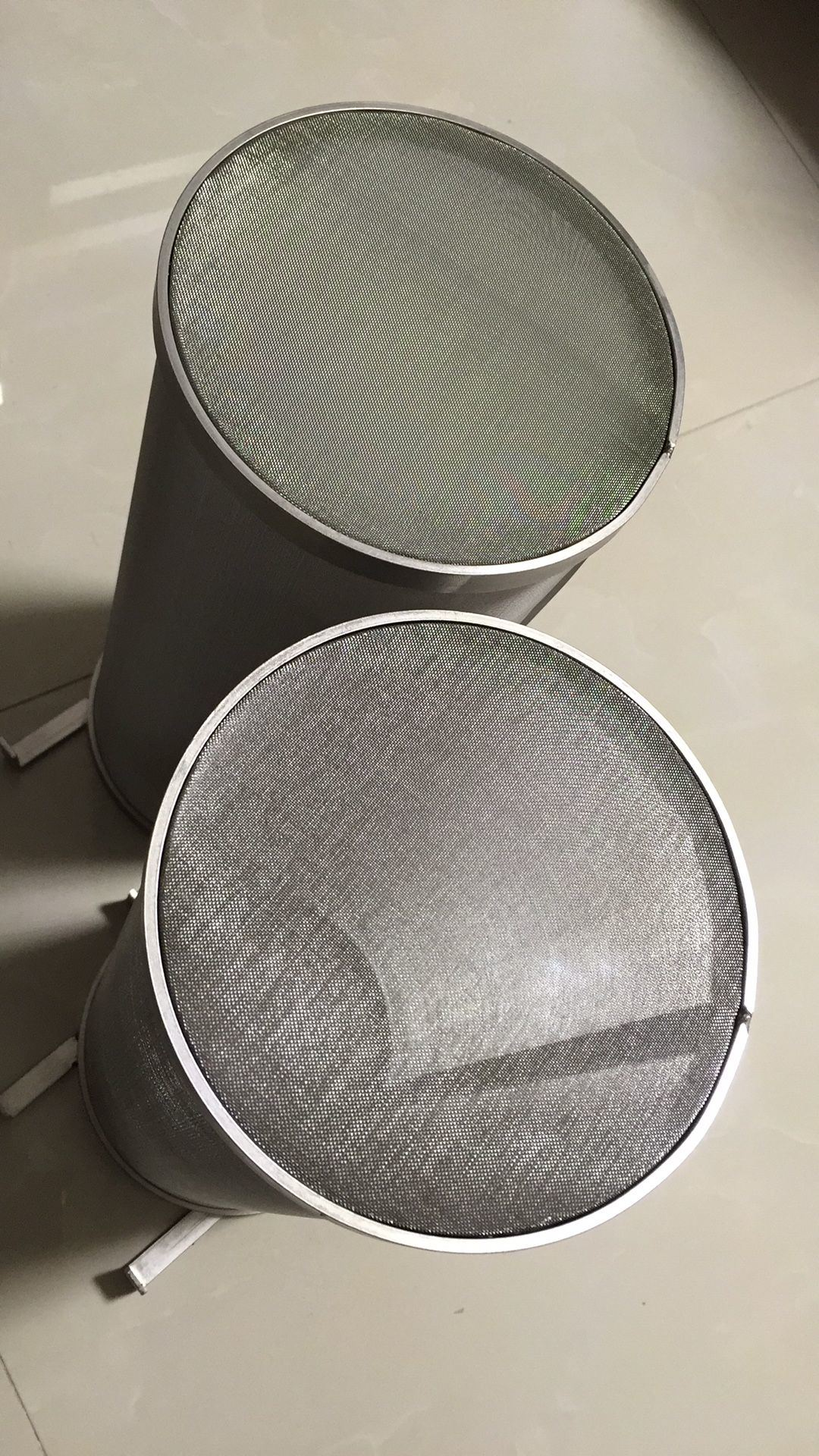 """6"""" X 14"""" 5′′ X 14′′ 300 400 800 Micron Homebrew Beer Hop Filter"""