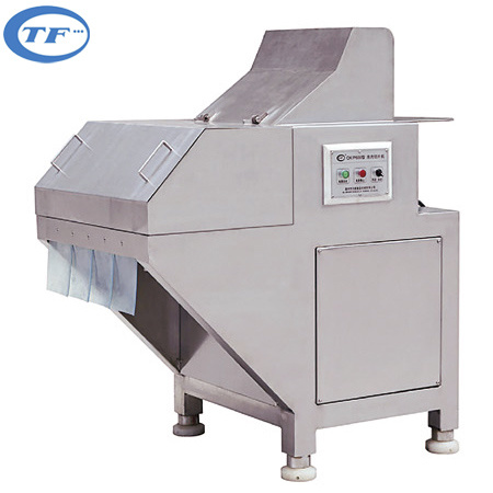 Stainless Steel Meat Processing Frozen Meat Slicer