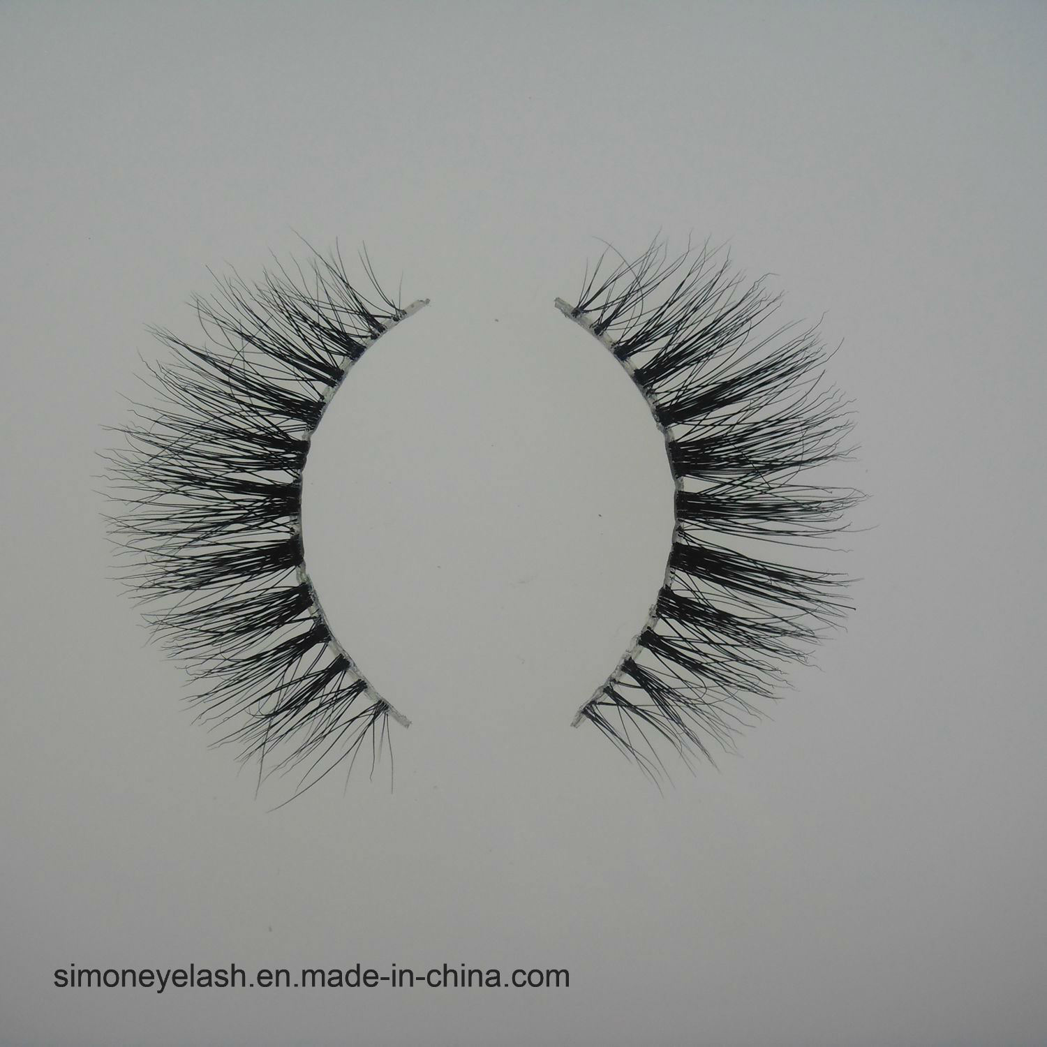 Premium Quality Natural Hair 3D Mink Eyelash