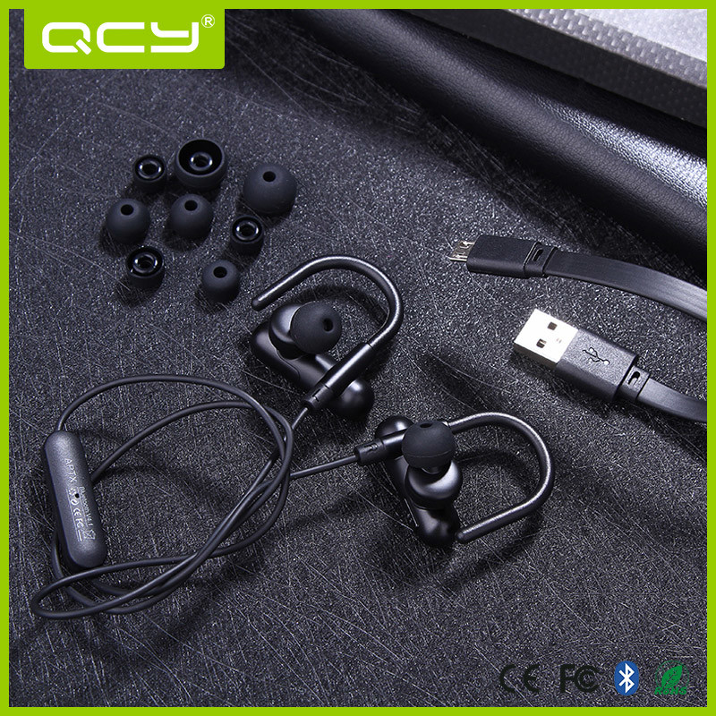 Qy11 Factory Earhook Sport Bluetooth Headphones with Rich Bass Music