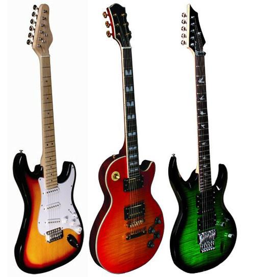 Guitarra de plomo gratis lamer