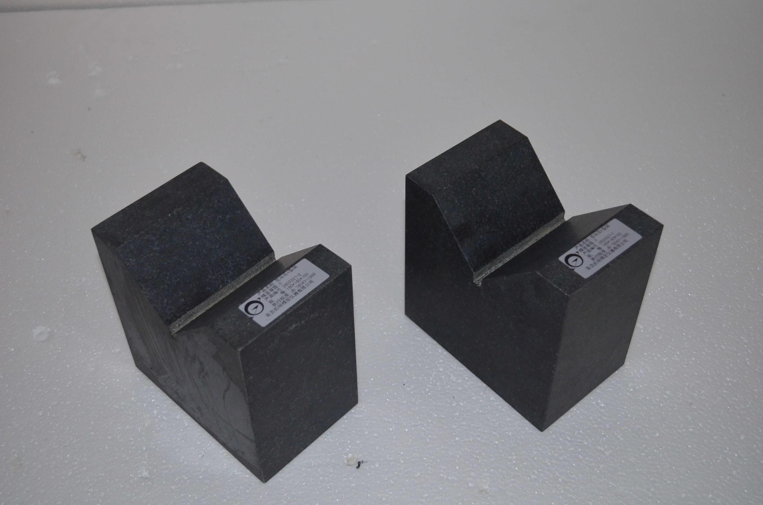 High Precision Granite Vee Block