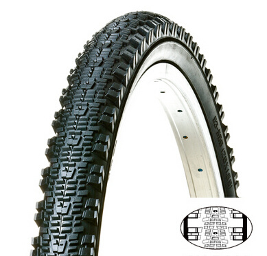 China Mountain Bike Tire 26X2.125 (57-559) in High Quality