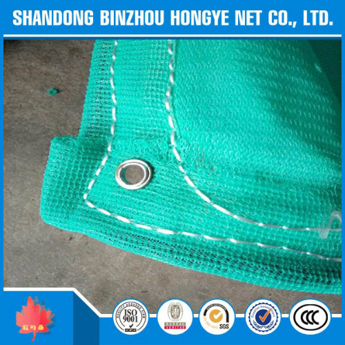 100% New Material Green Construction Scaffolding Safety Nets