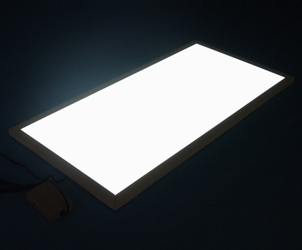 photos of led panel light x 300
