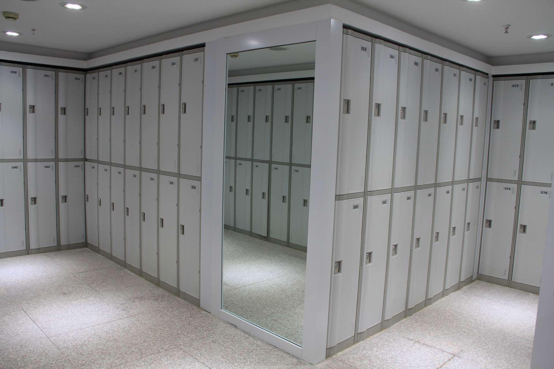 ABS Locker for Gym Center