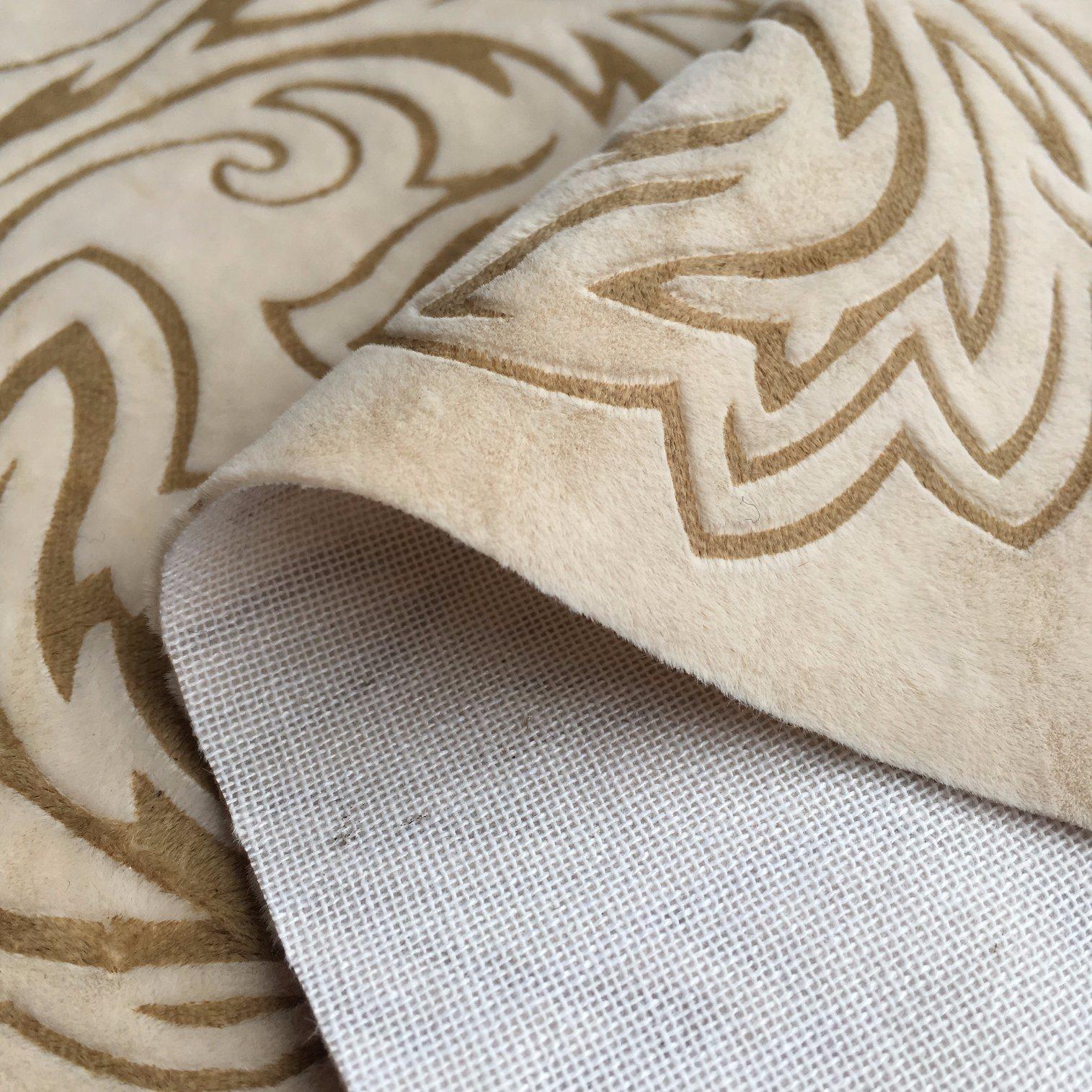 New 100%Nylon Single Flocked Fabric (YS1702)