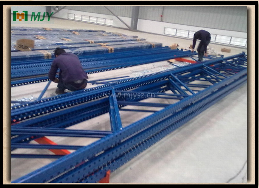 Heavy Duty Storage High Pallet Rack Mjy-Zpr01