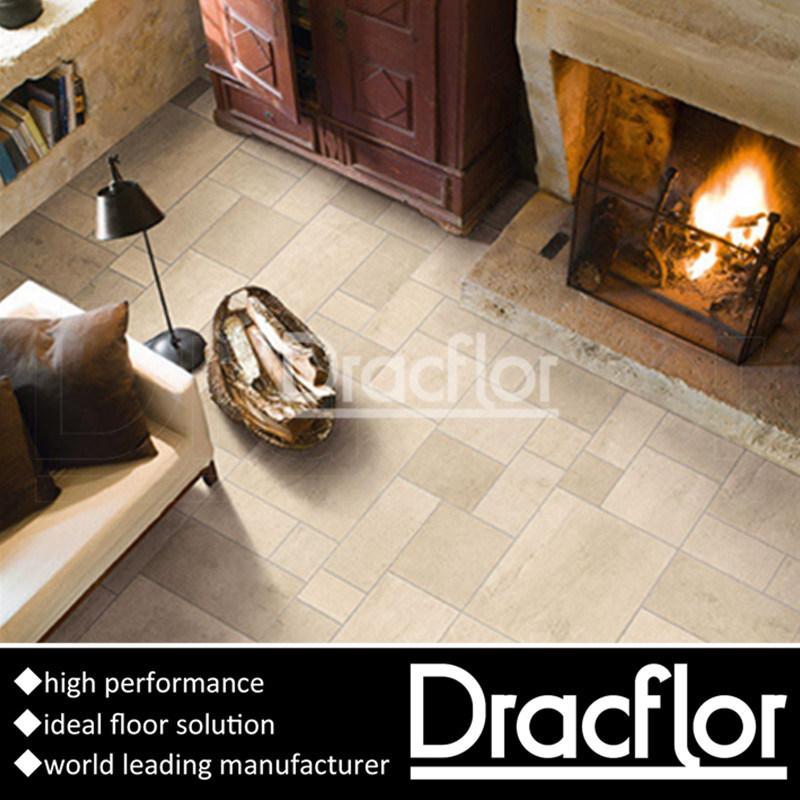 Anti-Aging Plastic Floor for Living Room (P-7215)