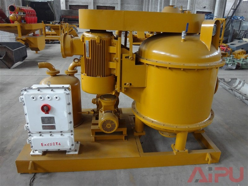 Vacuum Degasser in Oilfield Drilling Fluid Solids Control
