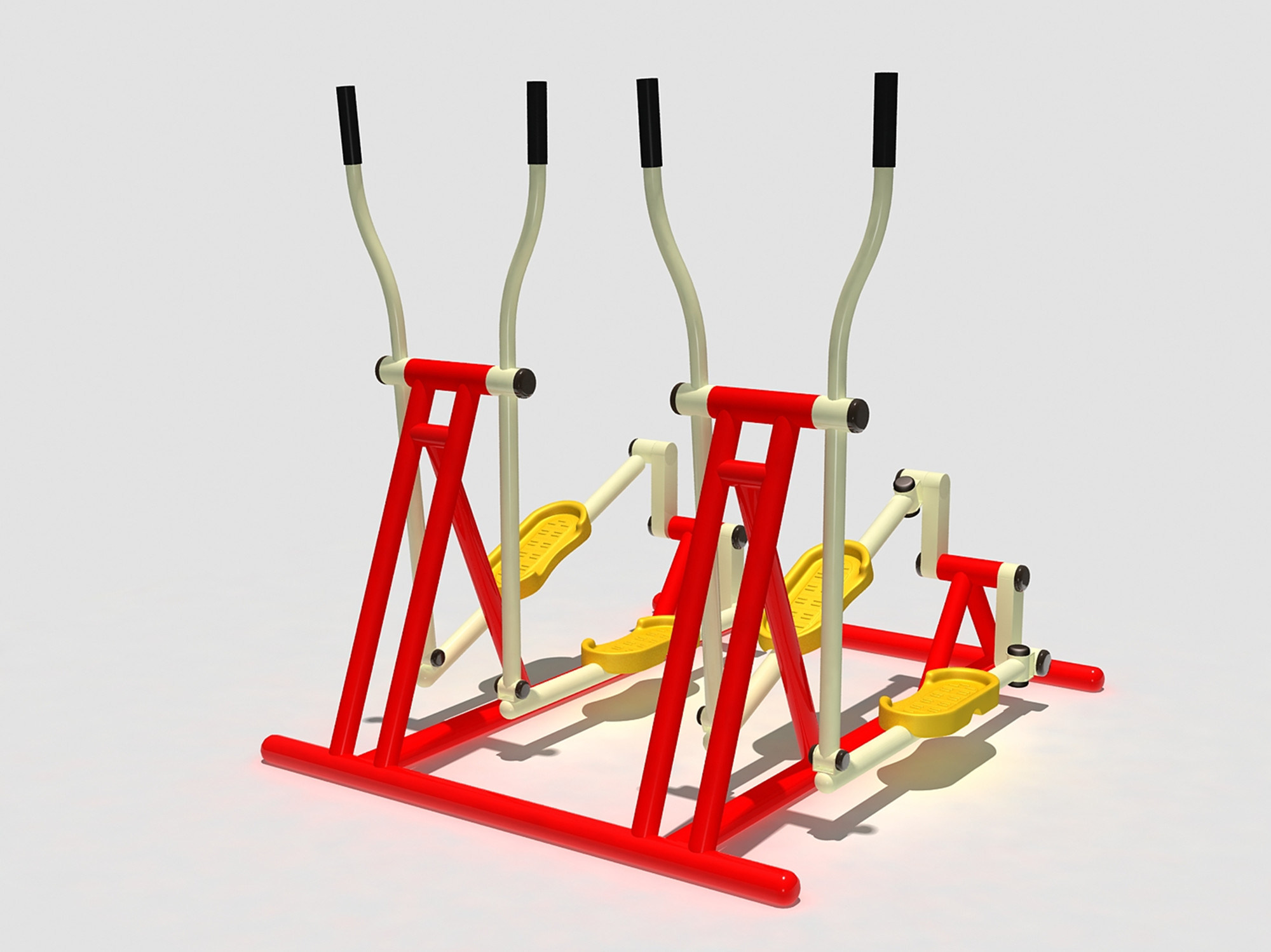 Hot Sale Pull Machine Outdoor Fitness Equipment