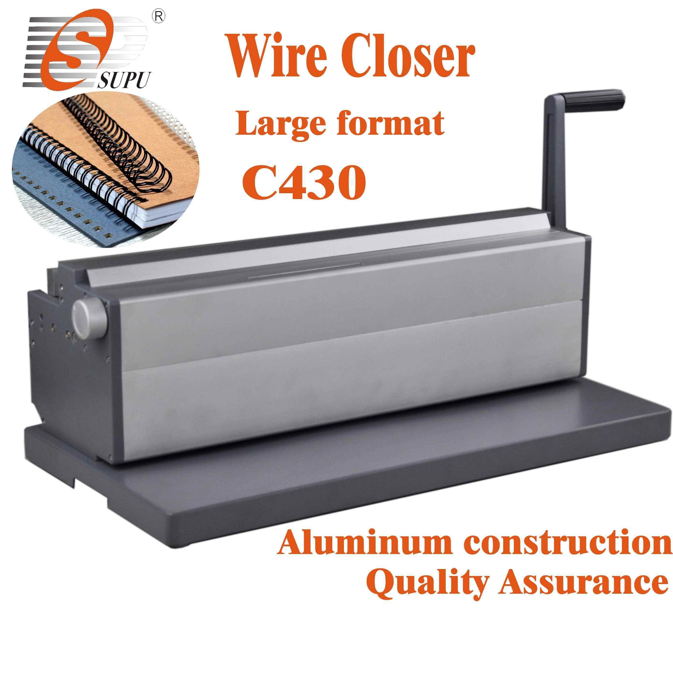 Heavy Duty Wire Closer (C430)