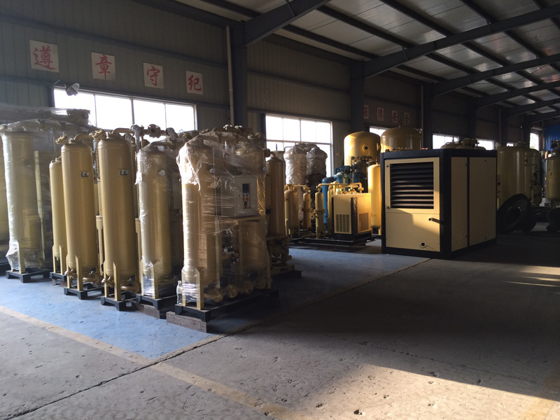 Industry Production with Good Quality Nitrogen Psa Generator (BPN99.99/40)