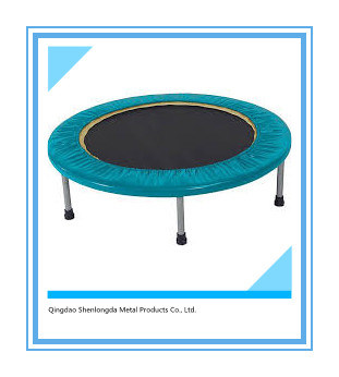 48inch Pipe Plug Trampoline with (elastic rope ball)