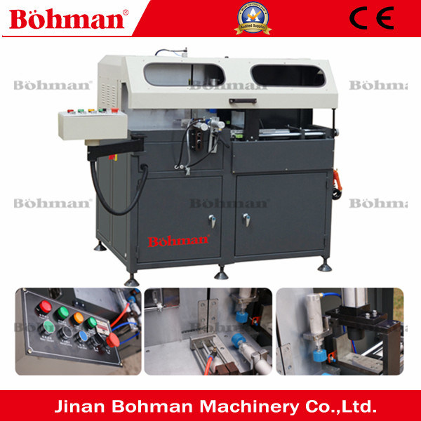 Full Automatic Aluminium Cutting Saw Coner Connector Cutting Saw