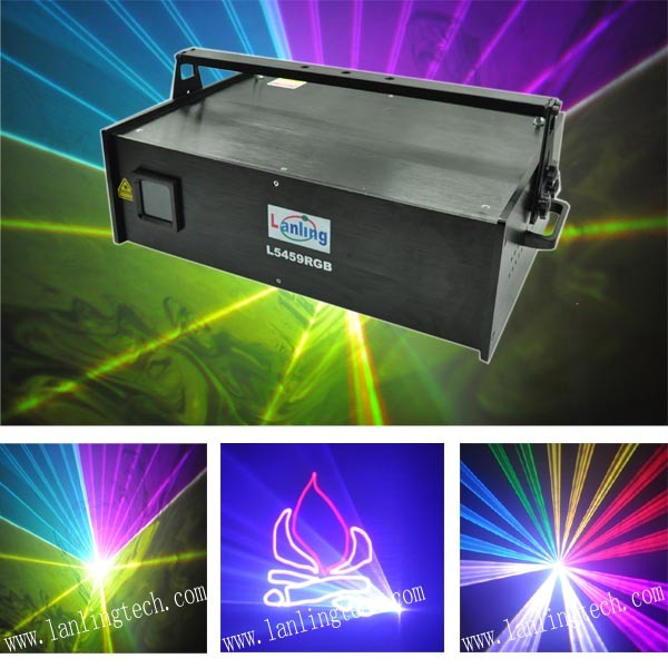 Christmas Decorative DJ Disco 5W Stage Beam Laser Lights with Animation