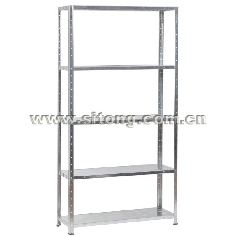 Free Standing 5 Shelf Garage Storage Utility Cabinet Shelving Unit