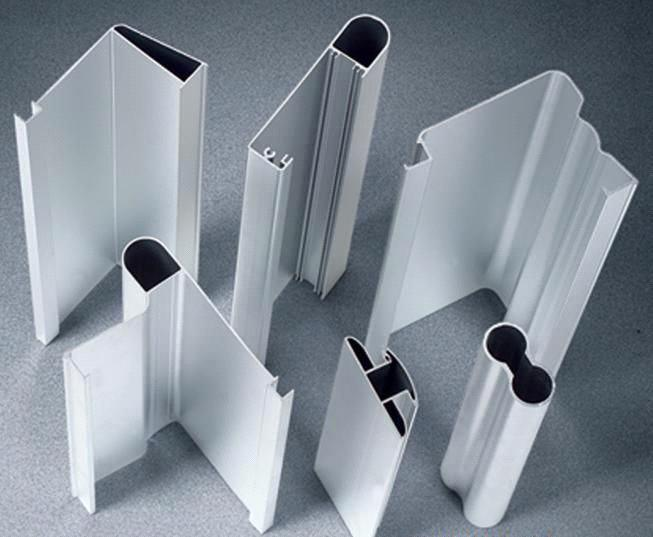 High Quality Aluminium Profile with an Anodised Finish at Most Competative Prices in China
