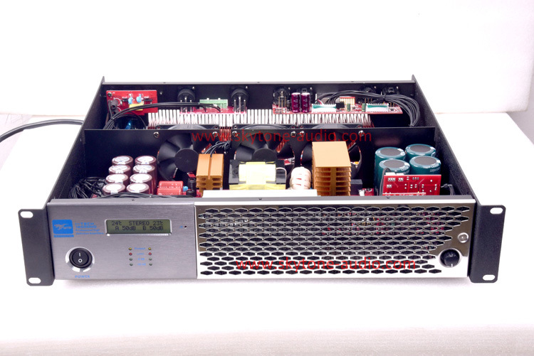 New Digital High Power Amplifier System Audio, PA Power Amplifier