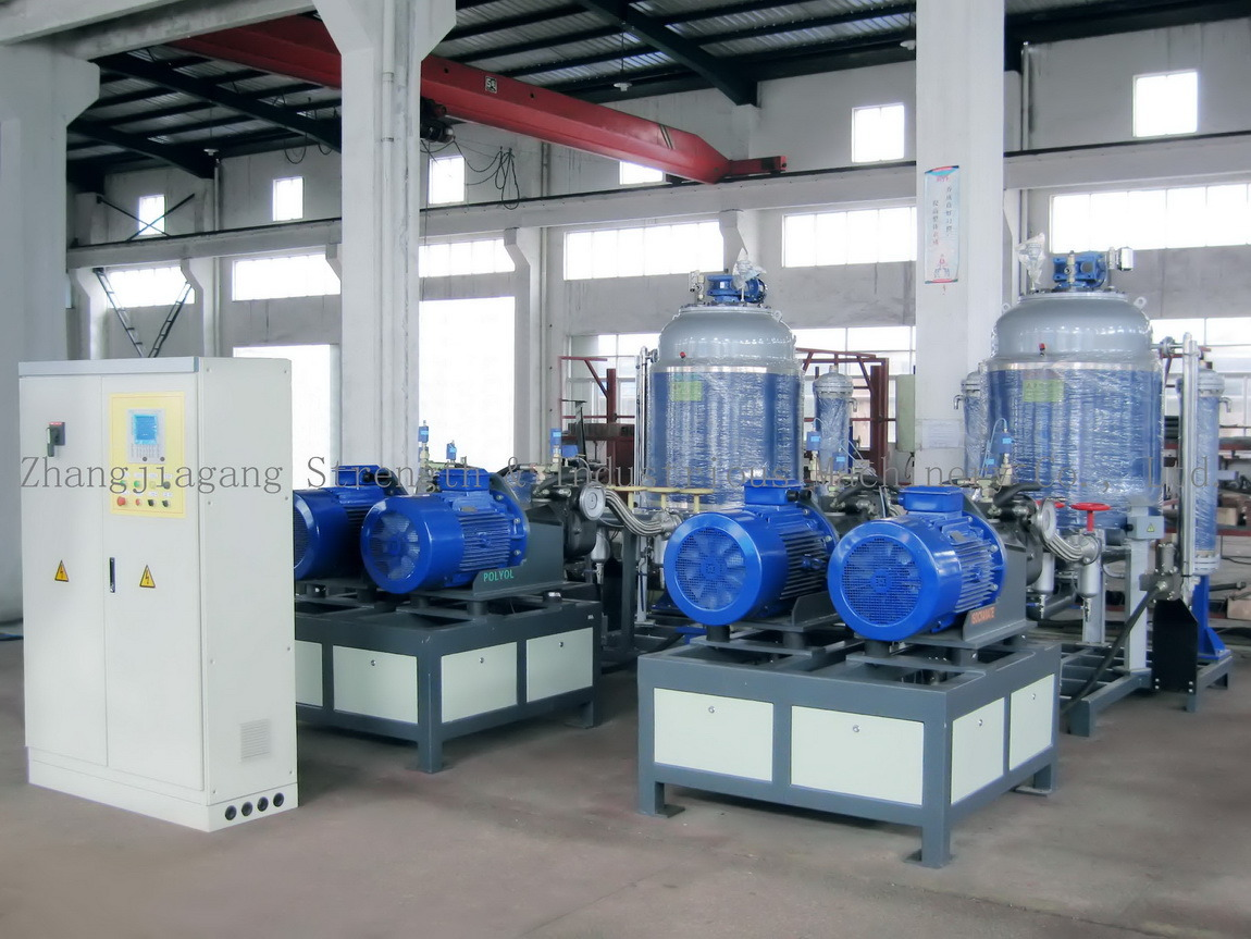 Automatic High Pressure Foaming Machine