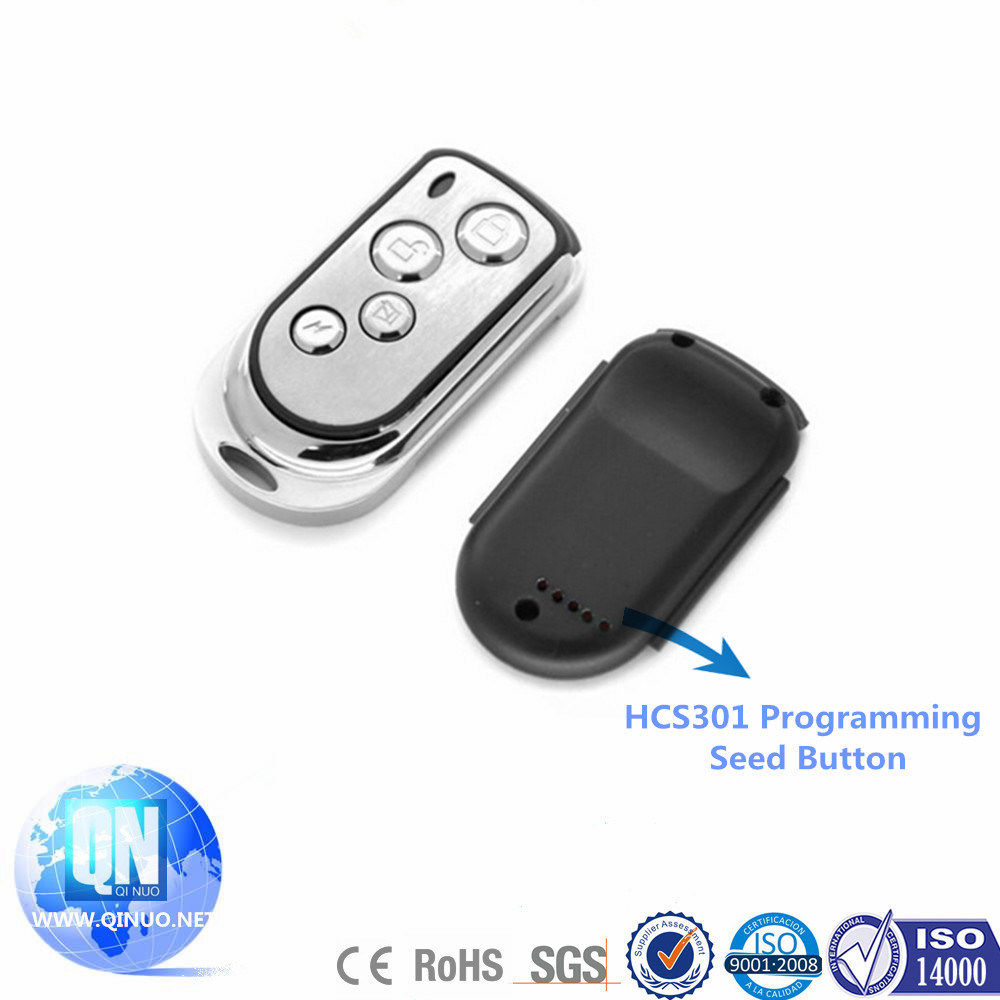 Self Programming Hcs301 Rolling Code Remote Control with 5 Pins