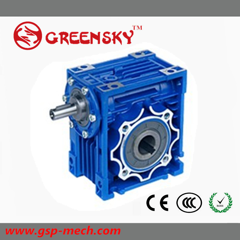 Nmrv Low Speed Rpm Right Angle Worm Gearbox