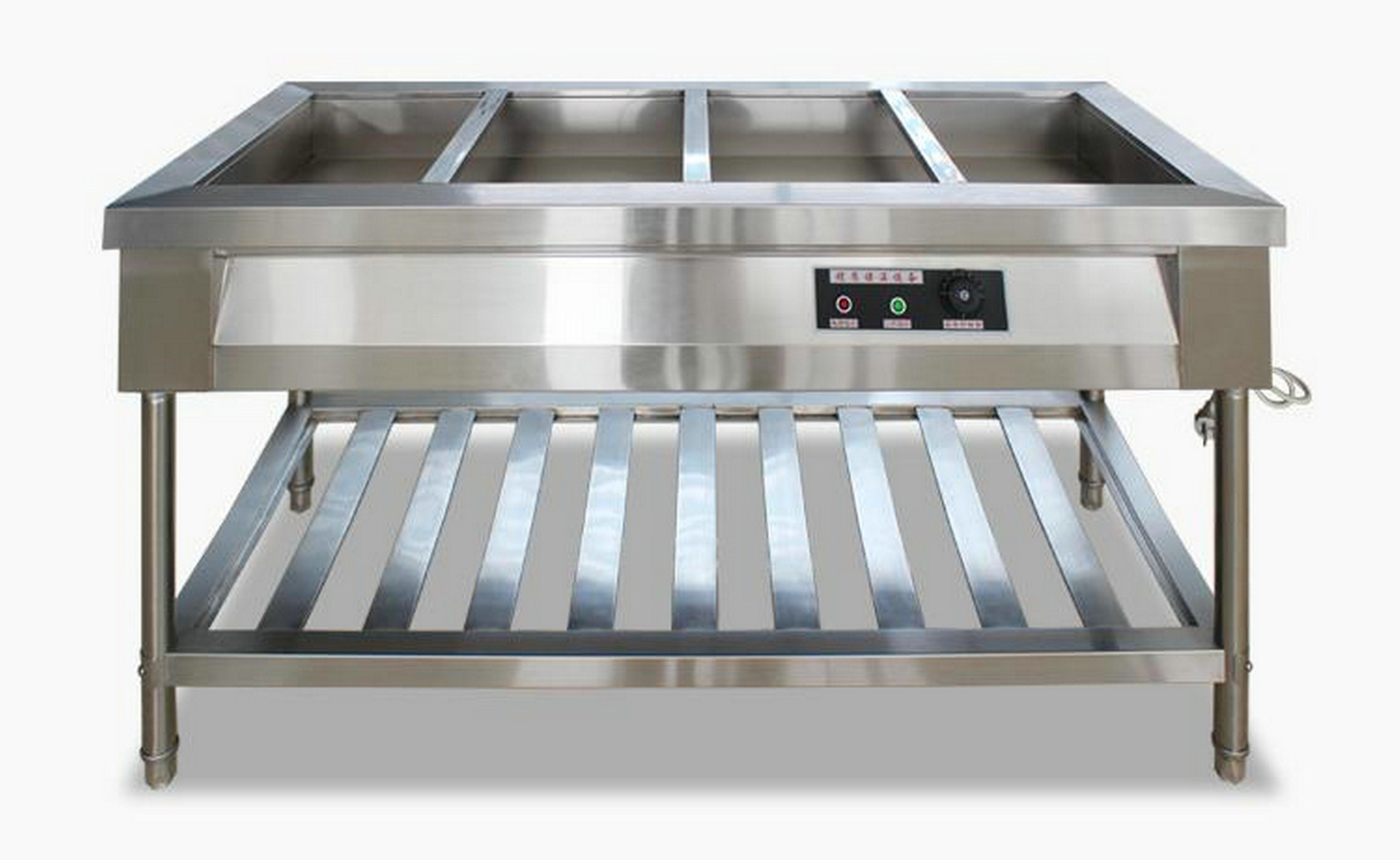 China Catering Stainless Steel Food Warmer for Restaurant Dining
