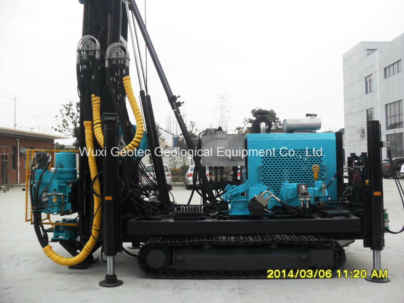 Core Rig (ZDY100) Drilling Machine