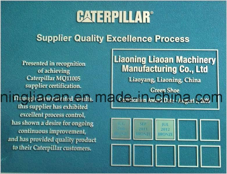 Excavator Undercarriage Track Shoe and Swamp Shoe From Caterpillar ′s Supplier for Caterpillar, Komatsu, Hitachi, Doosan, Volvo, Hyundai