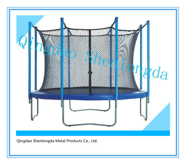 12FT Heavy Trampoline Outdoor Jumping Trampoline