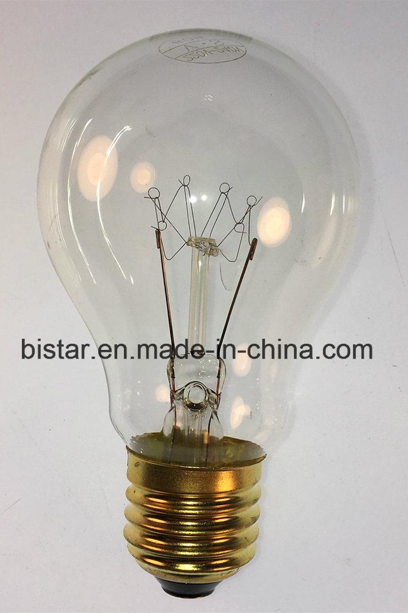 Rough Service Lamp Reinforce Incandescent Lamp GLS 60W E27