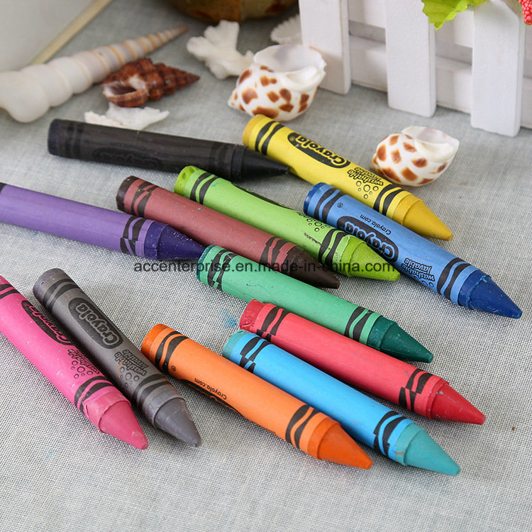 Multicolor Promotion Wax Crayon