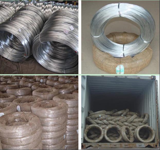 18gauge 25kg Building Galvanized Binding Wire/Construction Galvanized Iron Wire