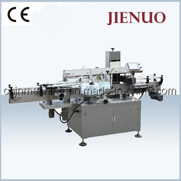 Jienuo Automatic Double Sides Detergent Labeling Machine (SHL-3510)